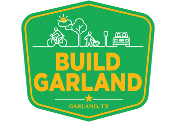 2019 Bond Program Title Image - #BuildGarland