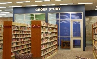 Central Library group study rooms